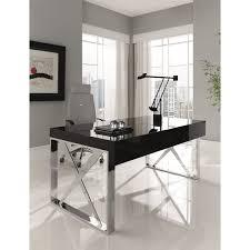 amboan event office desk modern desk with high gloss wood