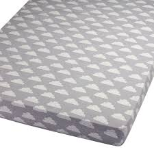 snuz fitted sheet for baby child crib moses basket cot bed