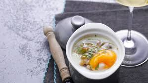cuisine oeuf recipe for baked eggs and coconut vins d alsace