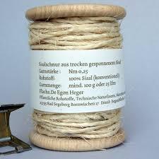 Finanzamt Bad Segeberg Flachs Und Leinen Flachsshop Sisalschnur Nm 0 25 Flachsshop