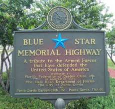 memorial markers blue memorial marker the south atlantic region of national