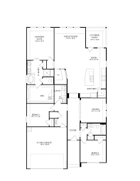 darden new home plan boerne tx pulte homes new home builders