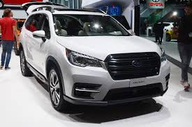 subaru suv concept interior subaru ascent suv pics specs and details by car magazine