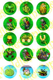 Plants Vs Zombies Decorations 45 Best Plants Vs Zombies Birthday Party Images On Pinterest