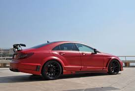 mercedes cls 63 amg a mercedes cls63 amg with 750 horsepower ny daily