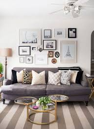 grey couch decor inspiration elements of ellis inexpensive home