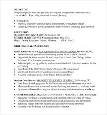 Community Organizer Resume Sample Entry Level Resume 8 Documents In Pdf Word