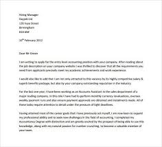 sample cover letter for entry level position resume writing entry