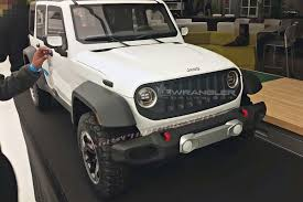 2018 jeep wrangler 2018 jeep wrangler roof design previewed in clay models 2018
