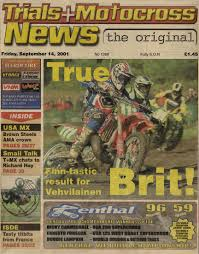 motocross news bio of jussi vehviläinen jpv racing