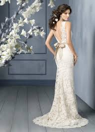 dazzling ideas backless lace wedding dresses on wedding dress with