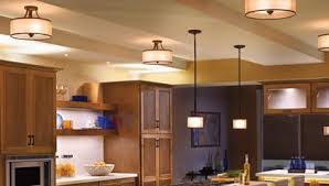 Kichler Dining Room Lighting Semi Flush Ceiling Lights Semi Flush Mount Lighting