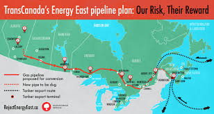 Where Is Fort Mcmurray On A Map Of Canada by Stopping Energy East Environmental Defence