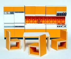 Dollhouse Modern Furniture by 126 Best 1970s Dollhouse Furniture Images On Pinterest Dollhouse