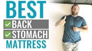 Best Mattress For Side Sleeper Best Mattress For Stomach Sleepers U0026 Back Sleepers Best Mattress