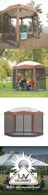 gazebo on patio más de 25 ideas increíbles sobre camping gazebo que te gustarán en