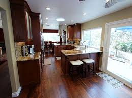 Fountain Valley Traditional Brown GShaped Kitchen Remodel - Modern bathroom fountain valley