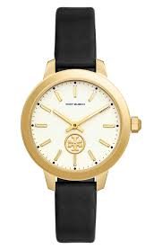 black tory burch watches nordstrom