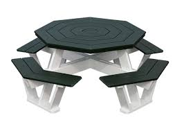 Wooden Hexagon Picnic Table Plans by Octagon Picnic Tables Plans Home Table Decoration