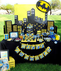 batman party ideas batman birthday partyy pinteres