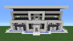 How To Make A House Floor Plan Minecraft Tutorial How To Make A Quartz House 10 Youtube
