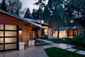 chic mid century modern homes on mid century home 1280x960