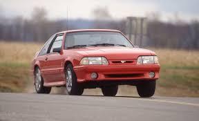 mustang cobra 1993 ford mustang cobra vs 1993 pontiac firebird formula 1993
