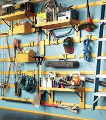 homemade garage tool storage ideas decor and designs image of