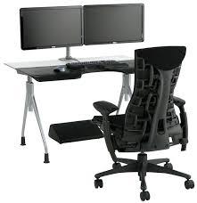 Big Gaming Desk Best Computer Desk Three Monitor Best Computer Desk Design Gaming