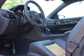 Cadillac Ats Coupe Interior Cadillac 2016 Cadillac Ats V Sedan Interior Top Behavior Top