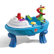 step 2 sand and water table parts step2 fiesta cruise sand water summer center water table jcpenney