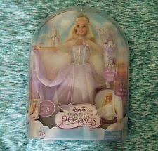 barbie doll magic pegasus princess brietta nrfb mattel 2005 ebay