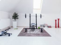 Home Gym Interior Design The 7 Pieces Of Equipment You Really Need In Your Home Gym Redfin