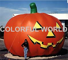 Inflatable Pumpkins Halloween Decorations Halloween Props by Pumpkin Holder Picture More Detailed Picture About Giant