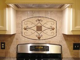 home design gold free metal medallions for kitchen backsplash home design