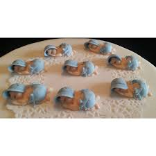 baby shower favors figurines babies for corsages or pins twin