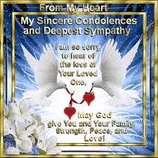 Comforting Words For Someone Who Has Lost A Loved One Our Prayers And Thoughts Are With You And Your Family At This Sad