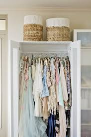 Ideas For Bedroom With No Closet 156 Best Decorating U0026 Organizing Small Houses Images On Pinterest