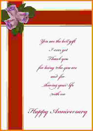 print free anniversary cards template exles