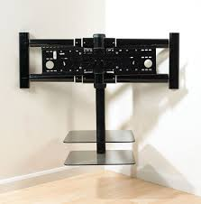 Tv Wall Mount Ideas by Tv Mount With Shelf Single Component Shelf For Flat Screen Tv