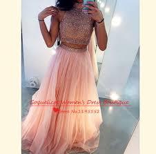 2 piece prom dress on the hunt