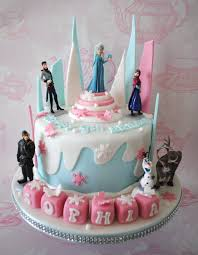 frozen birthday cake miss cupcakes archive pink disney frozen birthday cake
