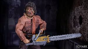 halloween horror nights texas chainsaw massacre texas chainsaw massacre 3 leatherface available now via neca the