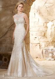 stunning elegant lace wedding dresses images swarovskiusa us