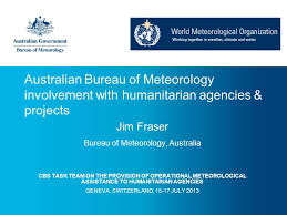 australian bureau meteorology jim fraser bureau of meteorology australia ppt