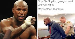 Floyd Mayweather Meme - 15 memes about floyd mayweather that are savage af thesportster