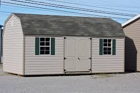Backyard Storage Building by Vinyl Storage Building High Barn Sheds For Sale Maxi Barn