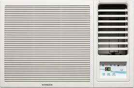 compare hitachi 1 ton 3 star window ac white raw312kwd at