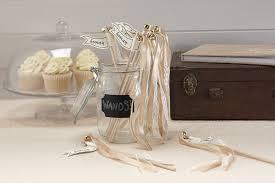 wedding wands confetti alternative vintage wedding wands
