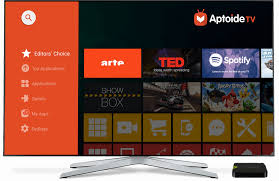 aptoide laptop aptoide tv the optimised app store for your set top box and smart tv